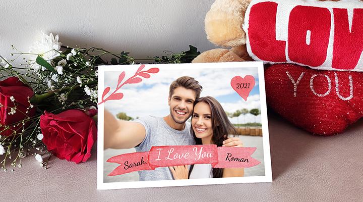 messaggio d'amore San Valentino