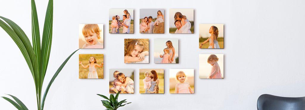 foto su pannelli