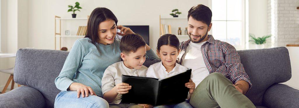 fotolibro ricordi di famiglia