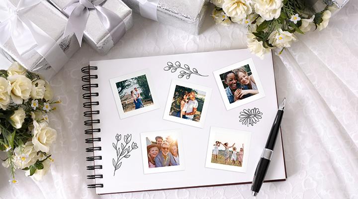 libro degli invitati matrimonio