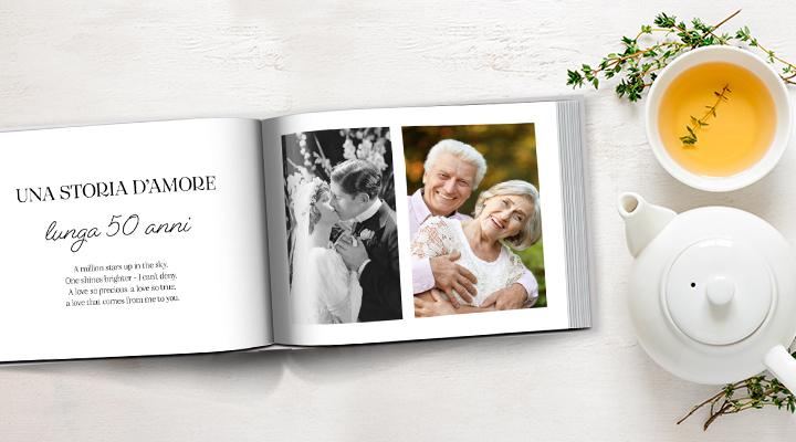 fotlibro anniversario di matrimonio