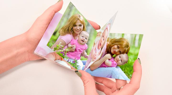 fotolibro bambino
