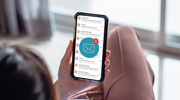 email con offerte