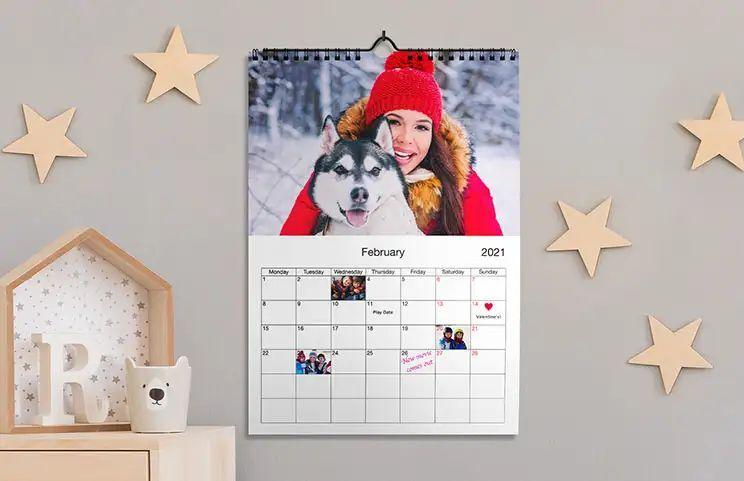 Calendario Luglio 2020 Da Stampare.Calendari Da Parete